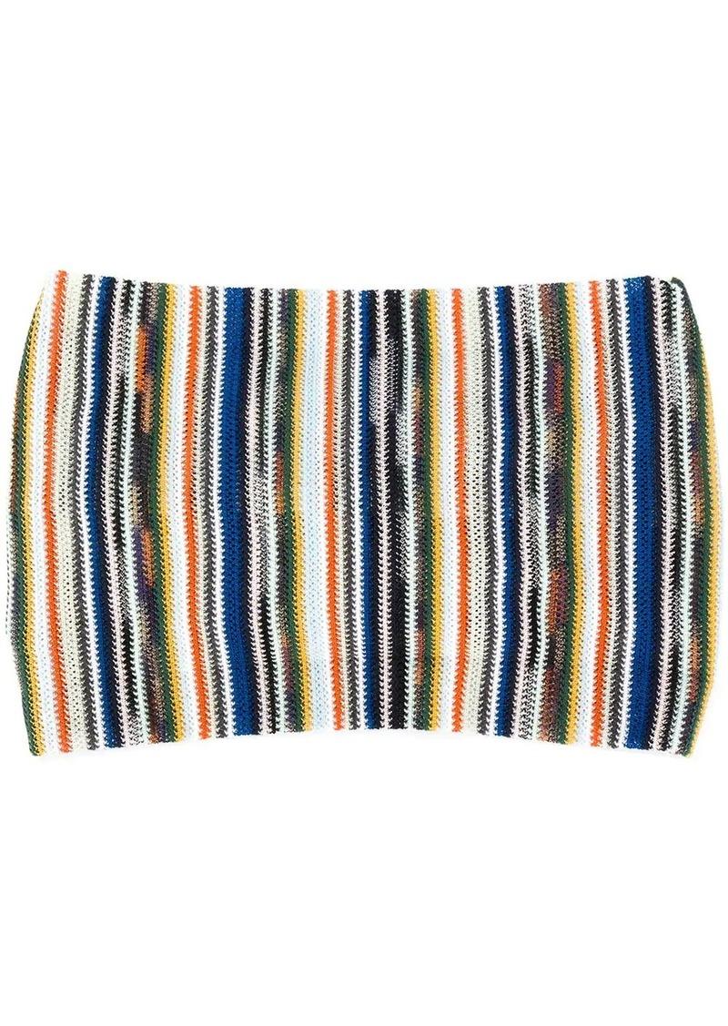 Missoni striped hairband