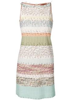Missoni striped jacquard dress