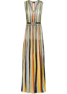 Missoni Striped Knit Dress