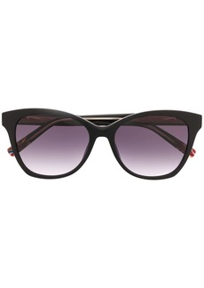 Missoni tinted square frame sunglasses