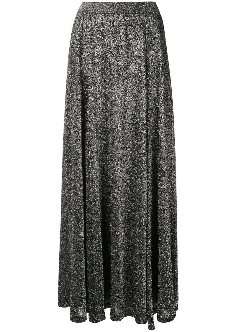 Missoni Vanise metallized skirt