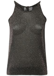 Missoni Viscose Blend Knit Halterneck Top