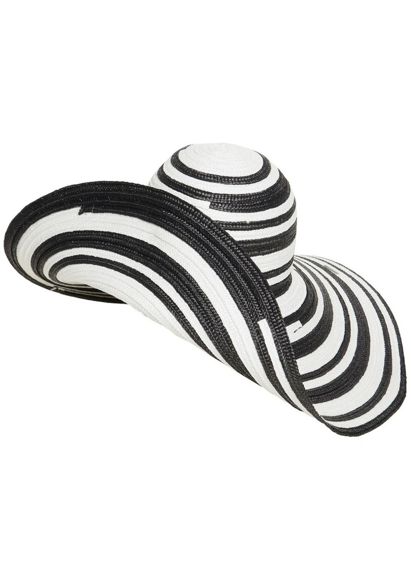 Missoni Wide Brim Viscose Hat