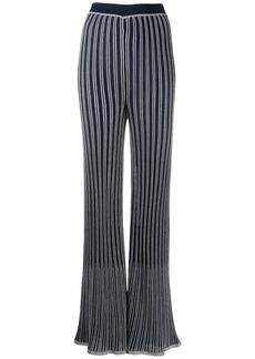 M Missoni wide leg trousers