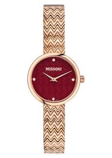 Women's Missoni M1 Joy Bracelet Watch
