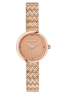 Women's Missoni M1 Joy Topaz Bracelet Watch