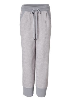 Missoni Wool Blend Knit Pants