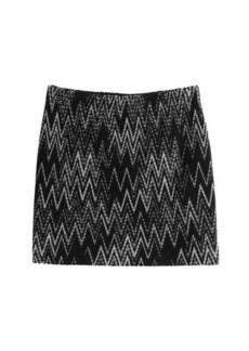 Missoni Wool Mini Skirt