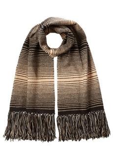 Missoni Wool Striped Knit Scarf