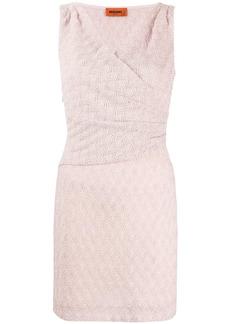 Missoni woven stretch-silk mini dress
