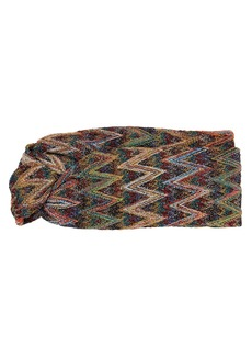Missoni Zig Zag Lurex Headband