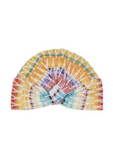Missoni Zig Zag Rainbow Knit Headband