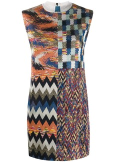 Missoni zigzag-knit mini-dress