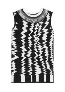 Missoni Zigzag Knit Shell