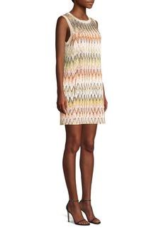 Missoni Zigzag Knit Shift Dress