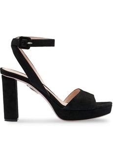 Miu Miu ankle strap sandals