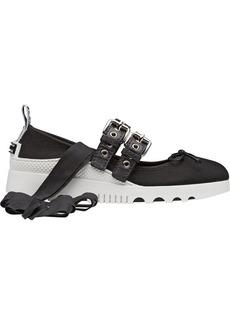 Miu Miu ballerina sneakers
