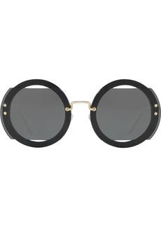 Miu Miu circle sunglasses