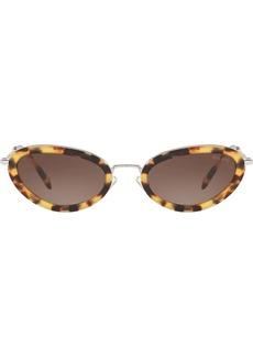 Miu Miu Délice cat eye sunglasses