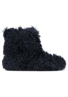Miu Miu Eco shearling boots