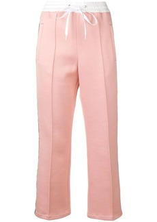 Miu Miu elasticated waist trousers