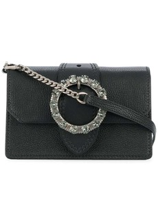 Miu Miu embellished buckle mini bag