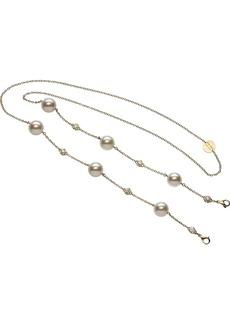 Miu Miu embellished sunglasses chain