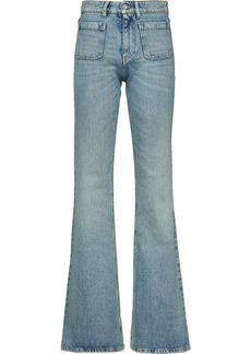 Miu Miu flared Jane jeans