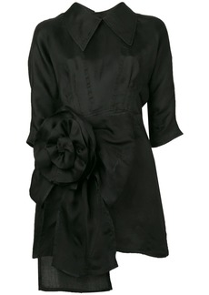 Miu Miu floral detail dress