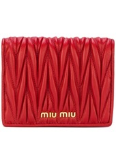 Miu Miu fold out purse