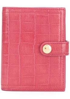 Miu Miu Geranio textured wallet