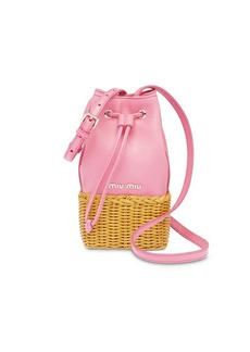Miu Miu Grace crossbody bag