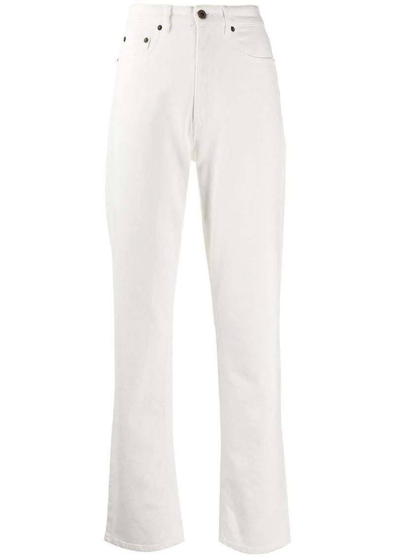 Miu Miu high-rise jeans