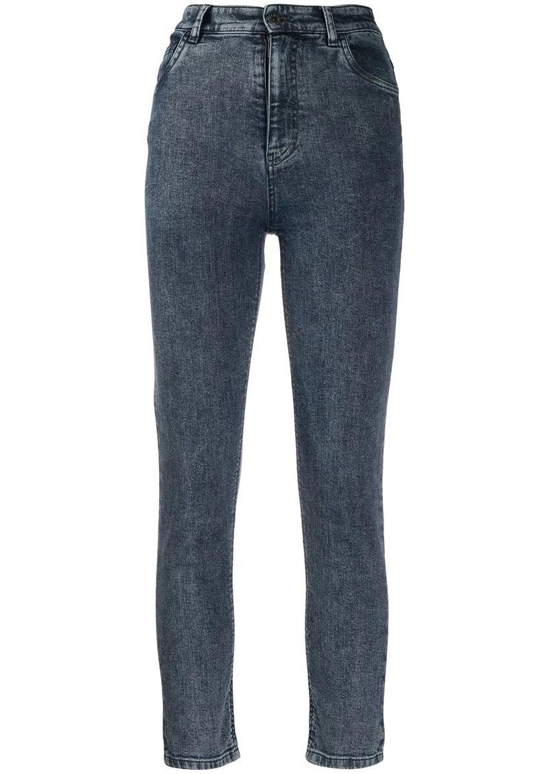 Miu Miu high rise skinny jeans