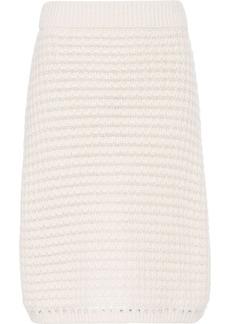 Miu Miu knitted midi skirt