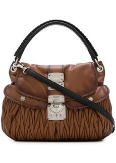 Miu Miu large Coffer tote bag