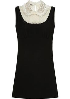 Miu Miu layered dress
