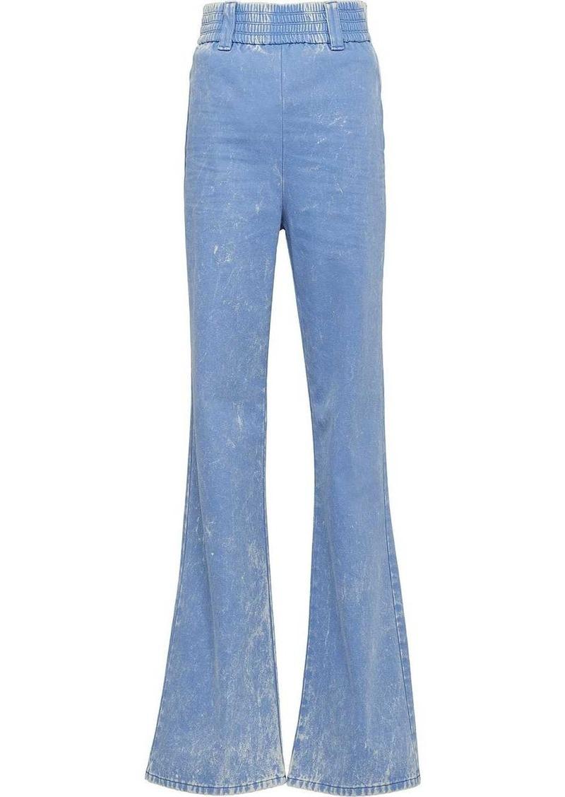 Miu Miu Loose fit denim jeans