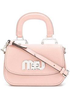 Miu Miu madras crossbody bag