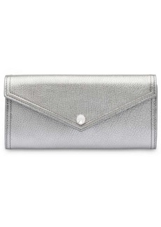 Miu Miu Madras leather wallet