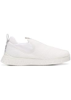 Miu Miu mesh slip-on sneakers