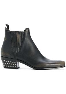 Miu Miu micro stud boots