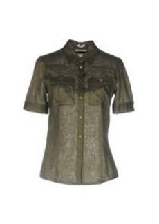 MIU MIU - Solid color shirts & blouses