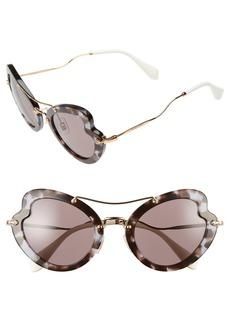 Miu Miu 52mm Sunglasses