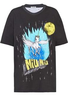 Miu Miu Fantasy T-shirt
