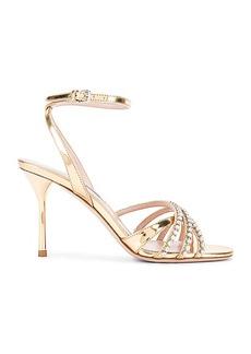 Miu Miu Jewel Ankle Strap Heels