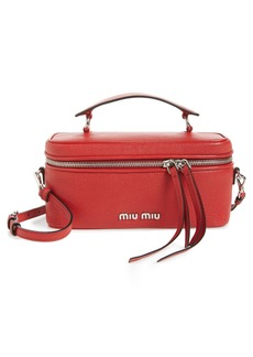 Miu Miu Leather Cosmetics Case