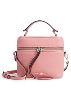 Miu Miu Leather Cosmetics Case