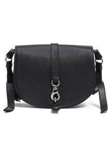 Miu Miu Madras Hunting Leather Crossbody Bag