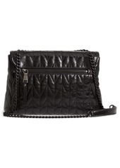 Miu Miu Matelassé Quilted Leather Shoulder Bag